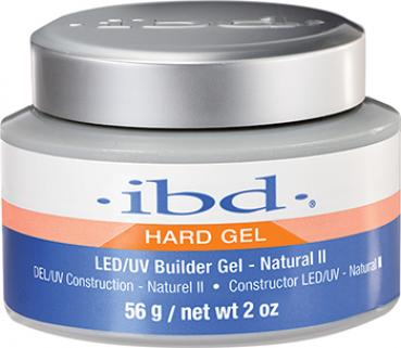 IBD LED/UV BUILDER GEL - NATURAL II  14gr